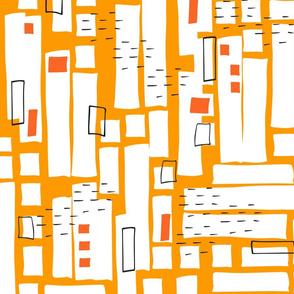AbstractMinimalistCityScapes
