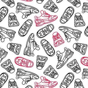 Sneaker Doodle