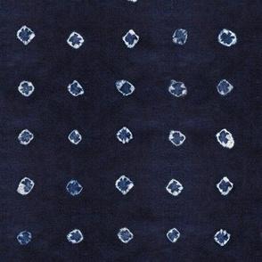 Shibori dots