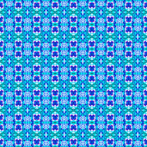 Lacey Blue Blocks