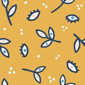 Eye plants