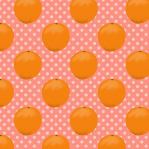 ORANGES AND DOTS