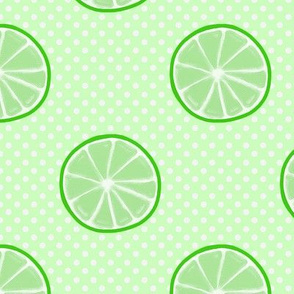 LIMES AND DOTS