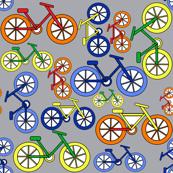 Bikes Primary Gray