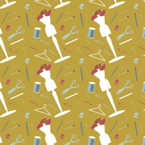Sewing Mustard