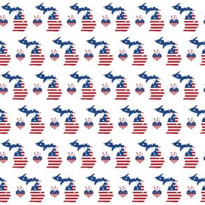 Stars And Stripes Michigan