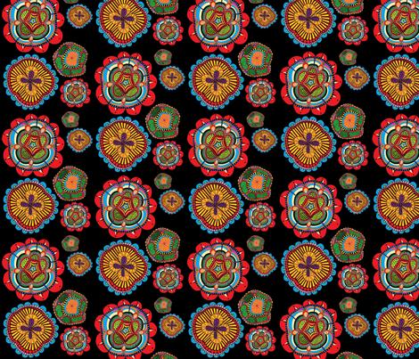 colorbursts fabric by angelheartdesigns on Spoonflower - custom fabric