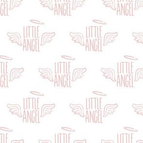 Little Angel - light pink - LAD19
