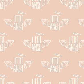 Little Angel - blush - LAD19