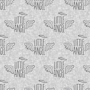 Little Angel - grey - LAD19