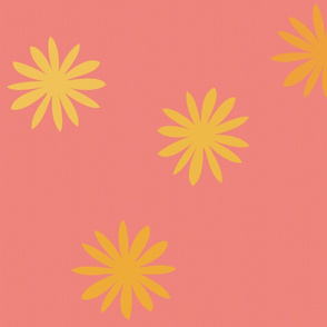 mod-flower_watermelon -pink