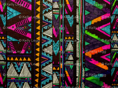 Tribe Colourful