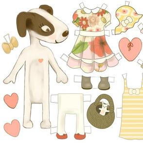 Luna Paper Doll spring