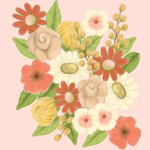 Luna's spring flowers