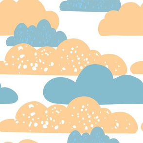 Scandinavian clouds