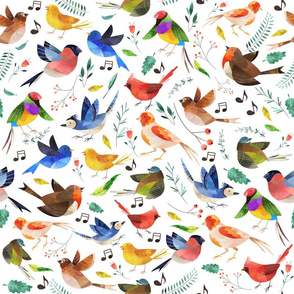 Happy Birdies