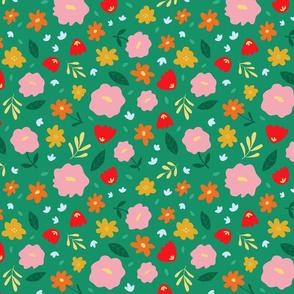 Flower Power Meadow