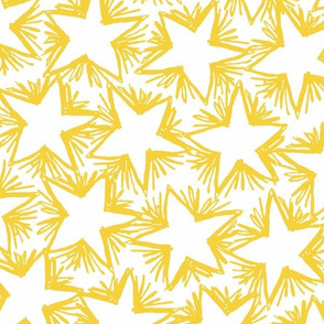 Star Bursts GOLD