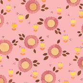 Folk flowers and bugs 1.5