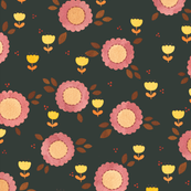 Folk flowers and bugs 1.6