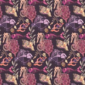Mer Morte Pattern