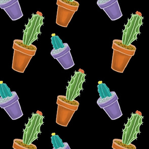 Cactus Pattern 3