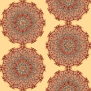 Intricate Mandala SF