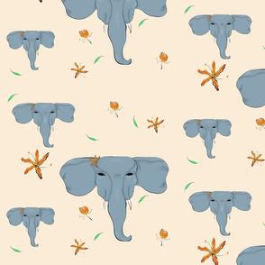 elephant tea towl 4