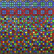 Stained Glass Window (Kaleidoscope)