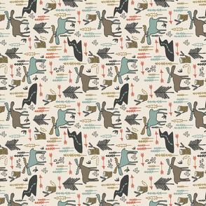 tea towels moose ivory-01