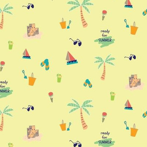 Kids Summer Pattern