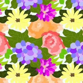 Summer Floral Explosion