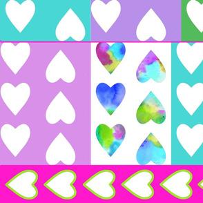 hearts galore-big design
