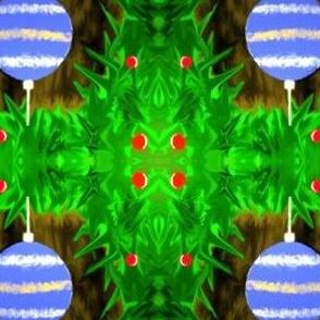 Ornament in Wreath