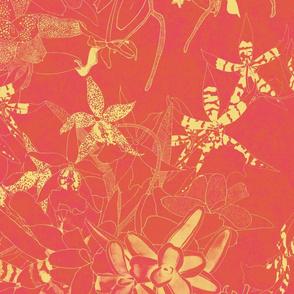 Orchidarium II Chardonnay on White Merlot 150
