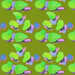 pear (green)