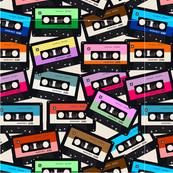 Retro Cassette Tapes-01