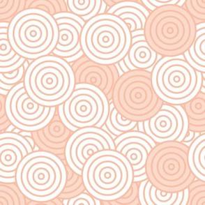 Peach & Teal #9