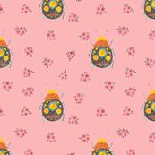 Folk Bugs and Flowers 4.4