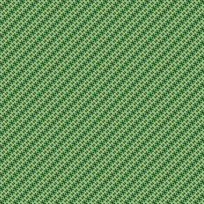 Mini Prints: Soft and Green Ex Slant