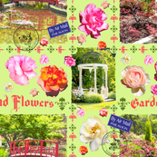 Gardens and flowers
