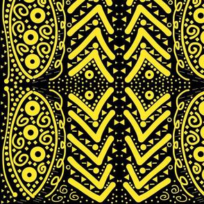 Tribal Paint #4
