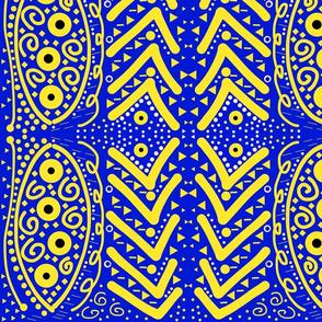 Tribal Paint #5