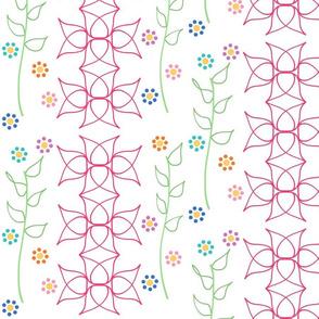 Spring Simplicity - white