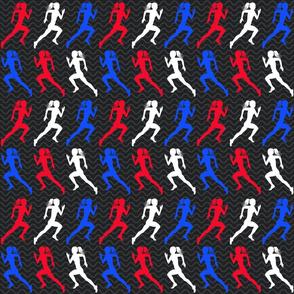 Running Patriotic