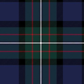 "Ferguson Ancient / Ferguson of Atholl tartan, 6"" dark colors"