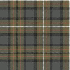 "Ferguson Ancient / Ferguson of Atholl tartan, 3"" weathered colors"