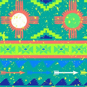 Southwestern Surf Stripes 3