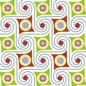 Egyptian Spiral Twists