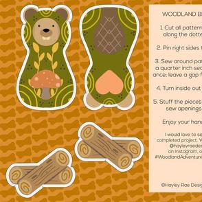 Woodland Beaver